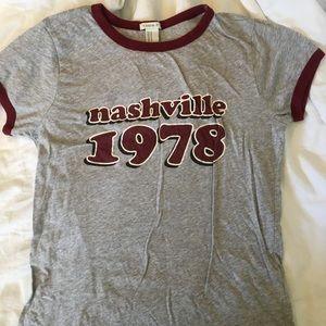 Nashville 1978 Shirt